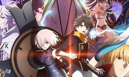 Fate/Grand Order - Absolute Demonic Front: Babylonia Episode 3, Fate/Grand Order: Zettai Majuu Sensen Babylonia Episode 3