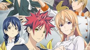 Food Wars! The Fourth Plate Episode 1 English Subbed ...