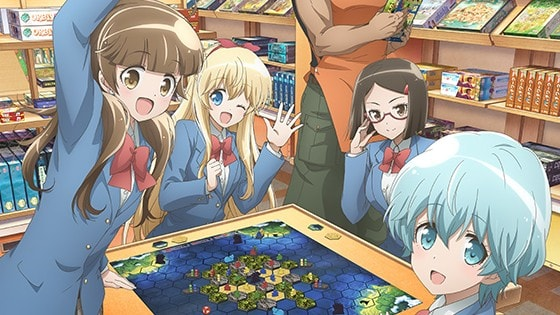 Houkago Saikoro Club (After School Dice Club) Episode 1 English Subbed