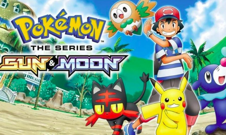 Pokemon Sun & Moon Episode 144 English Subbed