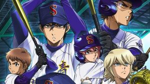Ace of Diamond Episode 33
