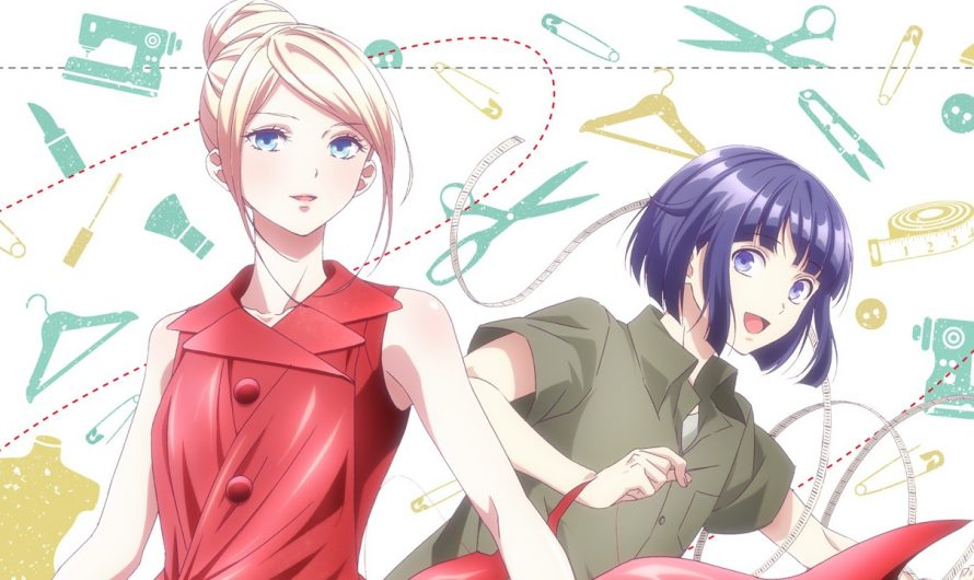 Smile Down the Runway Episode 1 English Subbed