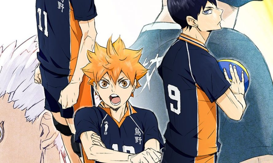 Haikyuu!!: To the Top Episode 1 English Subbed
