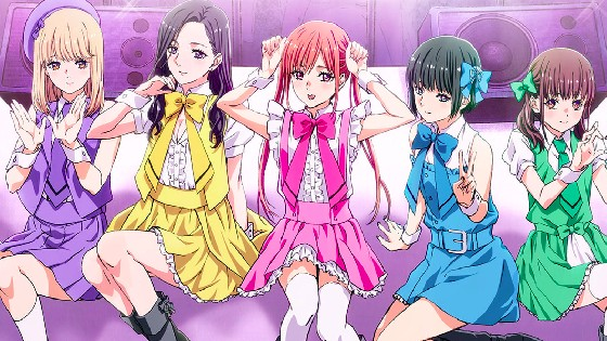 If My Favorite Pop Idol Made It to the Budokan, I Would Die Episode 5 English Subbed