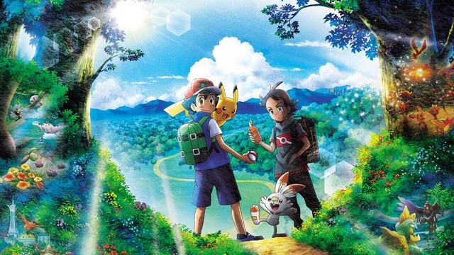 Pokemon Sword and Shield Episode 18 English Subbed
