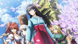 Shin Sakura Taisen the Animation Episode 7