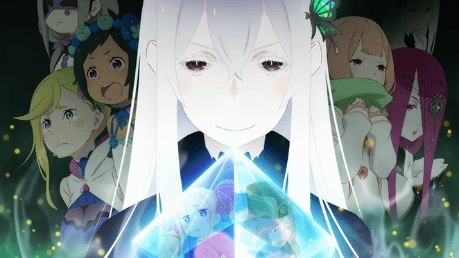 Re:Zero Starting Life in Another World Season 2 Episode 1 English Subbed
