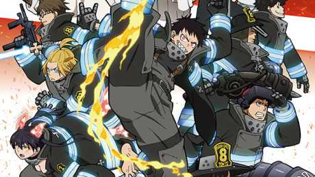 Fire Force Season 2 Episode 6 English Subbed