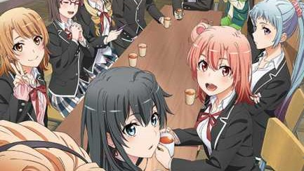 My Teen Romantic Comedy SNAFU Season 3 Episode 12 English Dubbed