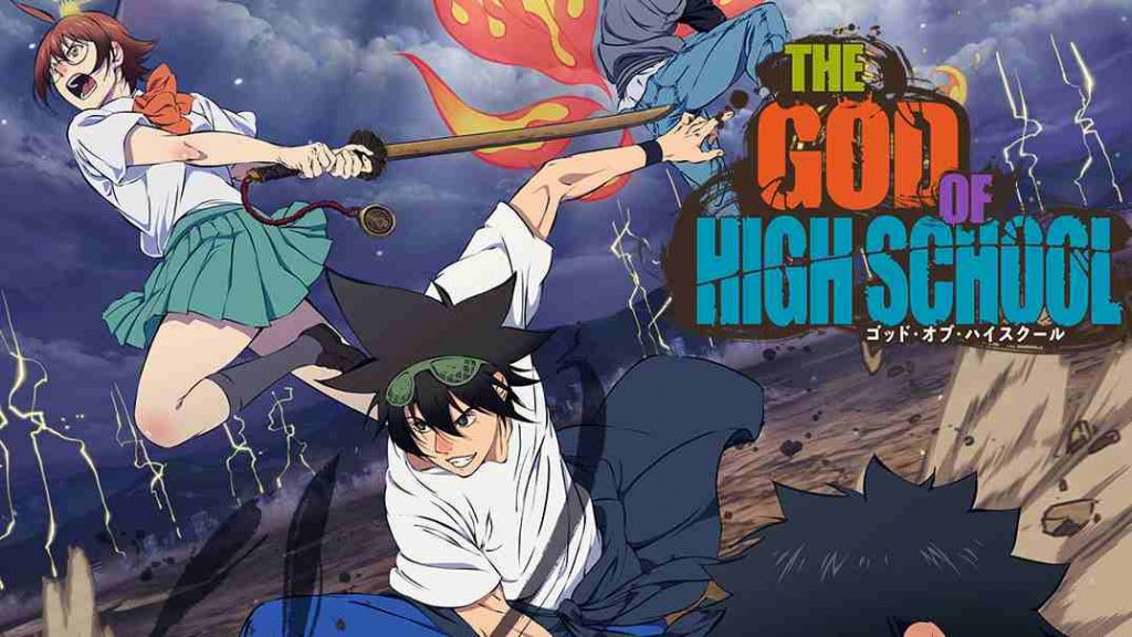 The God of High School Dubbed