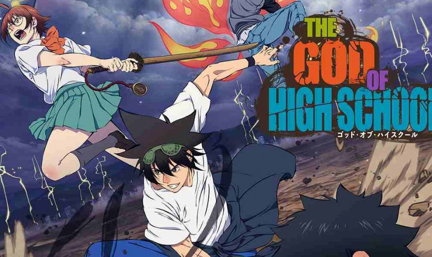 The God of High School Episode 8 English Dubbed