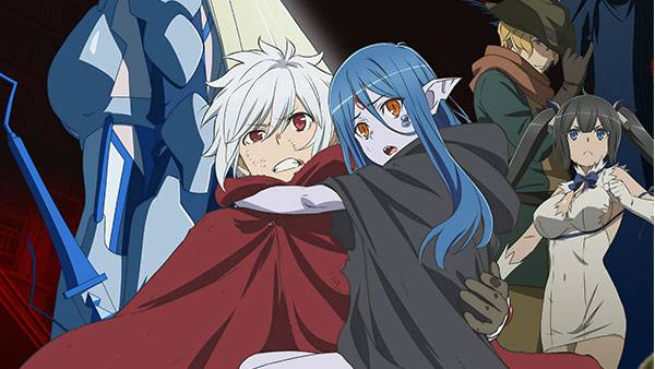 Is It Wrong to Try to Pick Up Girls in a Dungeon? III Episode 12 English Subbed