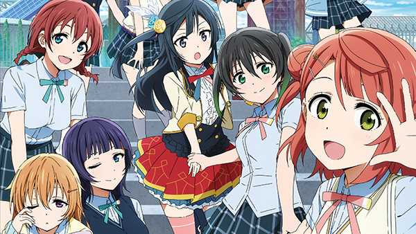 Love Live! Nijigasaki High School Idol Club Episode 4 English Subbed
