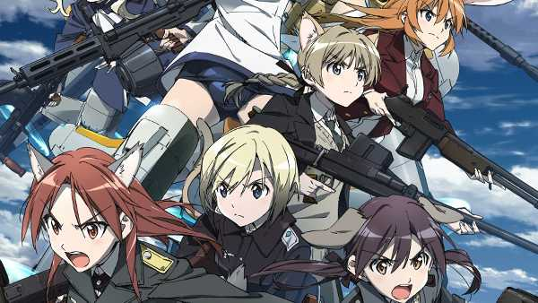 Strike Witches 3 Episode 3 English Subbed