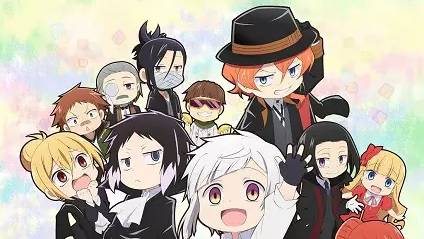 Bungou Stray Dogs Wan English Subbed