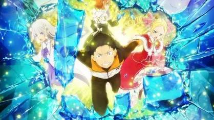 Re: Life in a different world from zero Season 2 Episode 8 English Subbed
