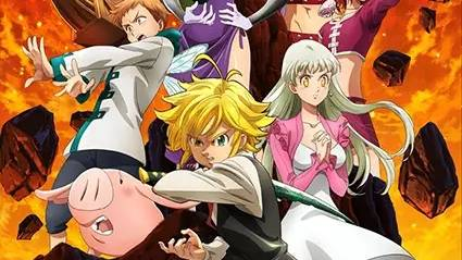 The Seven Deadly Sins: Dragon's Judgement Episode 7 English Subbed